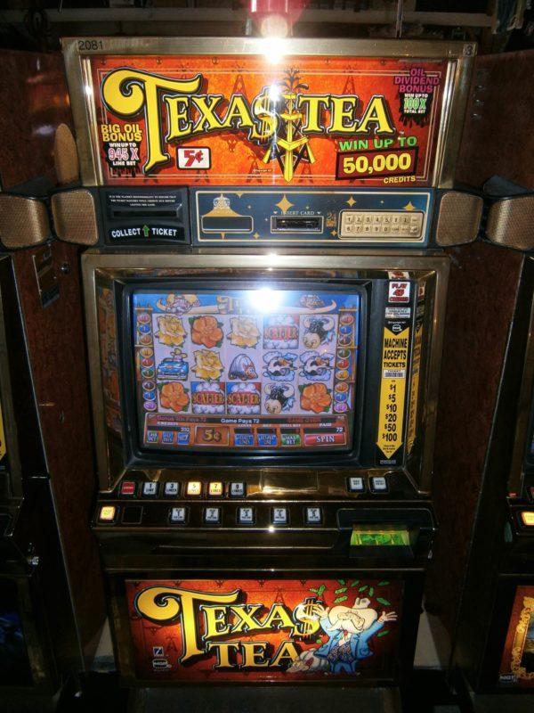 IGT I Game Texas Tea vegas slot machine for sale