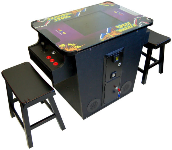 Multi Game Arcade Cocktail Table 60 games in 1 vegas slot machine for sale