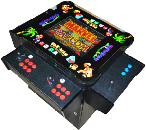 Multi Game arcade table 1033 games in 1 vegas slot machine for sale