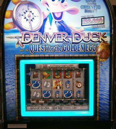 IGT DENVER DUCK vegas slot machine for sale