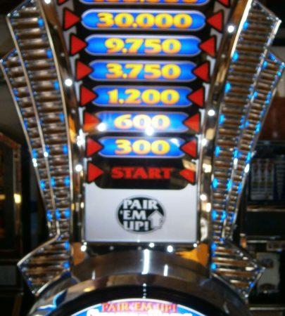 Bally Pair Em Up! Progressive slot vegas slot machine for sale