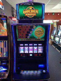Bally Golden Wheels vegas slot machine for sale
